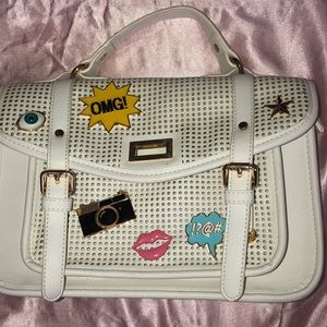 Handbags - White purse